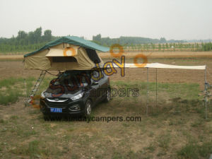 Vehicle Roof Tents with Side Awning pictures & photos