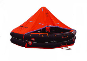 KHR Both Sides of a Canopied Reversible Type Inflatable Life Raft pictures & photos