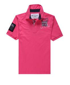 Fashion Short Sleeve Cotton Cheap Pk Polo Shirt pictures & photos