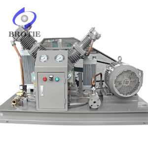 Brotie No Oil Lubricated Nitrogen N2 Gas Booster Compressor Pump pictures & photos