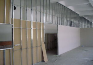 Steel Frame for Partition pictures & photos