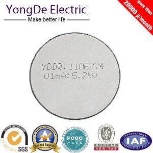 D52 Nonlinearity Zinc Oxide Varistor for Surge Arrester pictures & photos