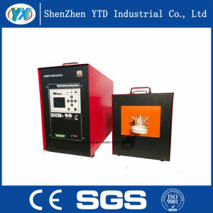 25kw-120kw IGBT Pcu Control Induction Cooker for Metal pictures & photos