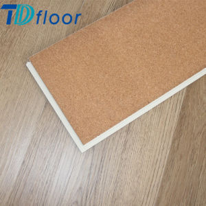 Wood Plastic Composite WPC Click Vinyl Floor Tile WPC Flooring pictures & photos