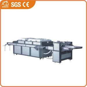 Semi-Auto Whole UV Coating Machine (UV-1000B) pictures & photos