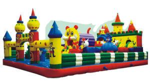 Inflatable Bounces (HPD9907) pictures & photos