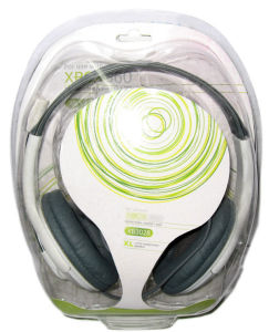 Headphone with Microphone for xBox360 / Wii