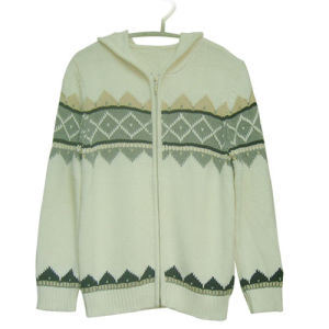 Men′s Cardigan (CX-MW-003L)