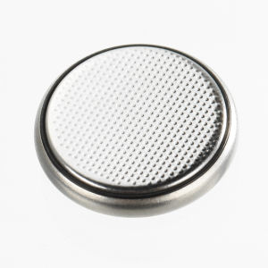 Lithium Button Cell Battery with High Capacity (CR Series)