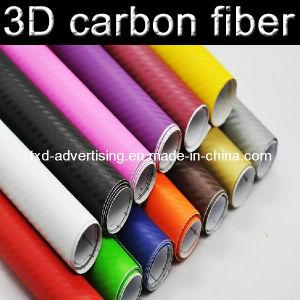 3D Carbon Fiber Vinyl for Car, 3D Carbon Fiber Car Wrap Vinyl
