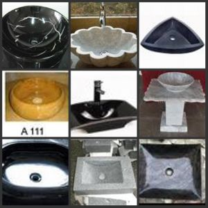 Stone Washing Basin and Sink for Bathroom and Kitchen pictures & photos