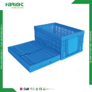 Plastic Storage Box Foldable Plastic Container Storage Tote pictures & photos