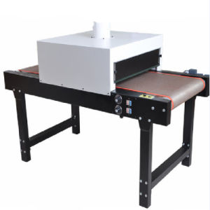 IR-T650 Small Area Screen Printing Conveyor Dryers Textile Solidifying IR Tunnel Oven pictures & photos