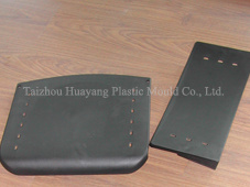 Plastic Folded Furniture Chair Mould (HY017) pictures & photos
