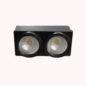 LED 2 Eyes Audience Blinder Stage Light
