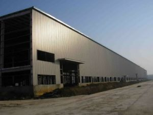 Certified Aluminum Alloy or PVC Window Steel Plant Construction pictures & photos