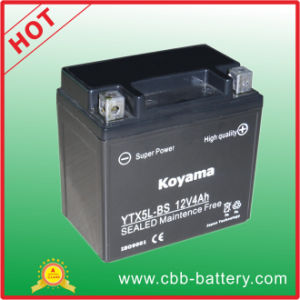 Ytx5l-Bs-Bs Motorcycle Battery-Lead Acid Battery-Maintenance Free Battery pictures & photos