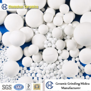 92% 95% Alumina Industrial Ceramic Ball for Mineral & Chemical Grinding pictures & photos