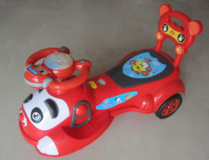 Very Salable Baby Swing Car (816)