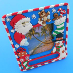 PVC Photo Frame of Christmas Design pictures & photos