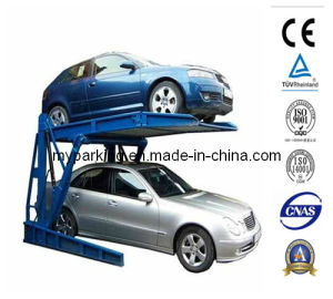 Hydraulic Tilt Car Parking Lift (PJS2D-MY202)