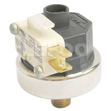 Steam Pressure Switch (2.9-130 PSI) (LF25)