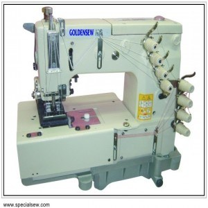 12 Ndl Smocking and Shirring Sewing Machine
