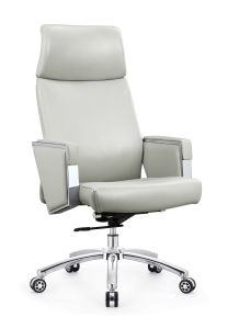 High Back PU Leather Office Executive Chair with Swivel pictures & photos
