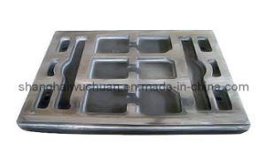 Mn18cr2 Tooth Plate for Jaw Crusher pictures & photos