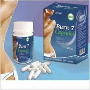 Wholesale Original Burn 7 Capsules Slimming Capsules (30 pills) pictures & photos