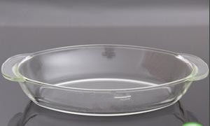 1.5L Oval Oven Safe Pyrex Glass Baking Dish pictures & photos