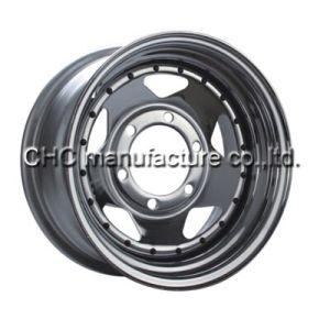 Steel Rim of Trailer Wheel 13X7