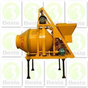 500L Electric Concrete Mixer pictures & photos