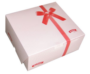 Customer Design Cake Packing Box (YY-K007) pictures & photos