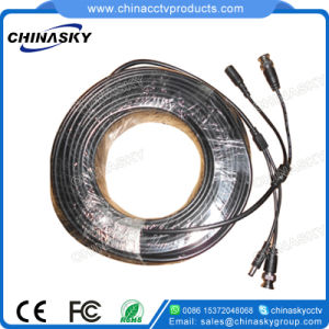 Pre-Made Power & Video Siamese CCTV Cable for Surveillance Camera (VP20M) pictures & photos