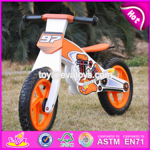 New Design Best Wooden Boys Balance Bike for Sale W16c157 pictures & photos
