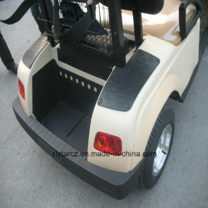 Ristar Hot Model 2 Seats Electric Golf Car Rse-2029 pictures & photos