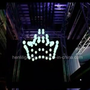 DMX LED Lifting Ball for Disco Stage Lighting (HL-054) pictures & photos