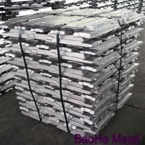 Aluminium Ingot a-700 99.7% Al with Lowest Price