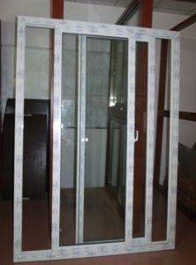China pvc sliding glass main interior door china sliding for Sliding door for main door