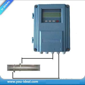 Ultrasonic Flow Meter/Wall-Mount Ultrasonic Flow Meter/Flowmeter/Ultrasonic Flow Sensor pictures & photos