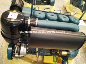 Beinei Air Cooled Diesel Engine Deutz F4l912 for Concrete Pump pictures & photos