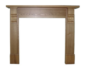 Veneer Fireplace Mantel (FA93)