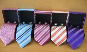 Latest Men′s Fashion Woven Silk Necktie pictures & photos
