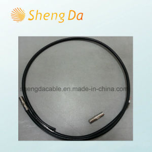 RG6/Rg59 Coax Cable 20m/17m/1.83m with F Compression Connectors pictures & photos