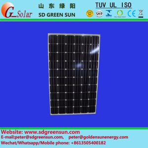 27V 235W-255W Mono Solar Panel with Positive Tolerance pictures & photos