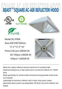 95% Hammertone Reflective Aluminium pictures & photos