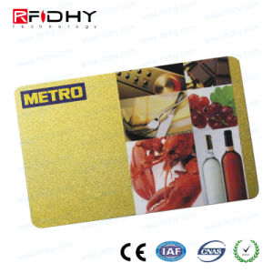 Smart Hf RFID Contactless Gift Card pictures & photos