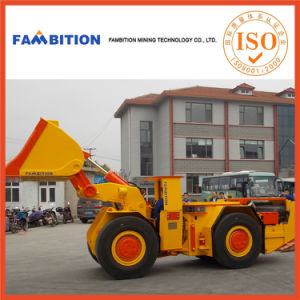 2cmb China Central Articulated Hydraulic Underground Mining Scraper