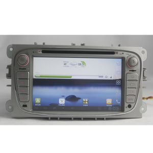 Special Car Stereo DVD Player with Android4.0 GPS Navigation for Ford Focus (EW850)